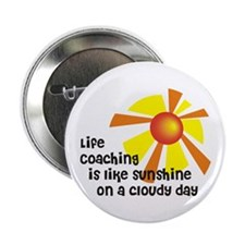 Life Coaching Sunshine Button
