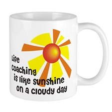 Life Coaching Sunshine Mug