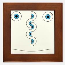 Eye see you 2 Framed Tile