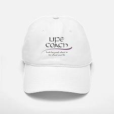 Life Coach. Look Beyond Baseball Baseball Cap