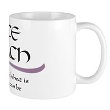 Life Coach. Look Beyond Mug