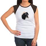 Shire horse Women's Cap Sleeve T-Shirt