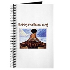 Happy Fathers Day Journal