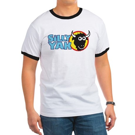 Silly Yak Ash Grey T-Shirt