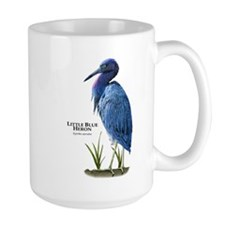 Little Blue Heron Mug