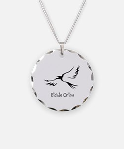 Personalizable In Memory Of Necklace