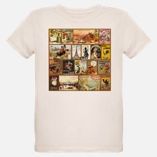Vintage Chocolate Advertisements T-Shirt