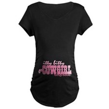 Itty Bitty Cowgirl Inside T-Shirt