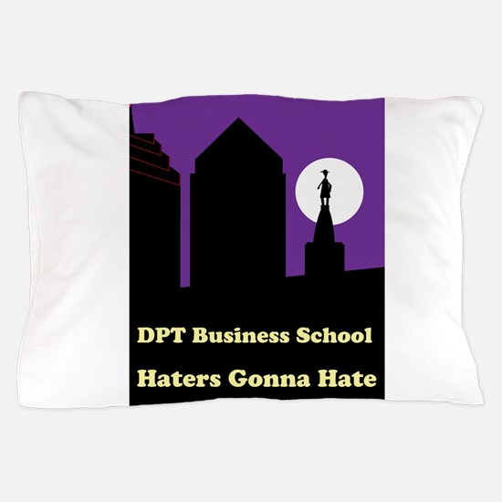 Cute Hate computers Pillow Case