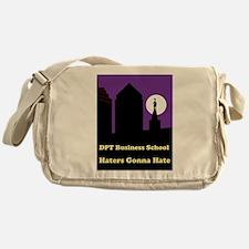 Unique Hate computers Messenger Bag