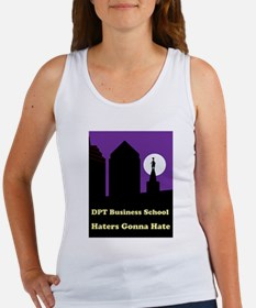 Cute Hate computers Women's Tank Top