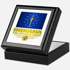 Indiana Pride Keepsake Box