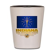Indiana Pride Shot Glass
