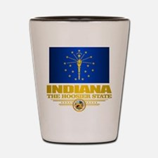 Indiana Pride Shot Glass