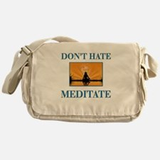 Meditate ~ Messenger Bag