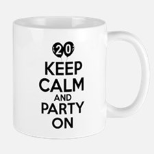 Funny 20 year old gift ideas Mug