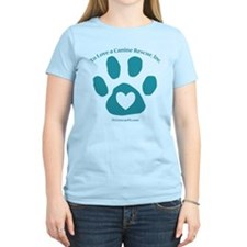 To Love a Canine Rescue, Inc. logo T-Shirt