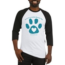 To Love a Canine Rescue, Inc. logo Baseball Jersey