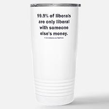 Liberals - All talk - Travel Mug