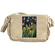 Fireflies Messenger Bag