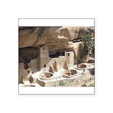 Mesa Verde Indian Cliff Dwellings Sticker