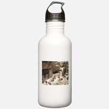 Mesa Verde Indian Cliff Dwellings Water Bottle