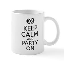 Funny 38 year old gift ideas Small Mug