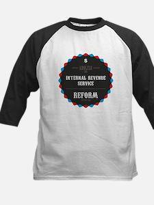 Reform The Tax Code Baseball Jersey
