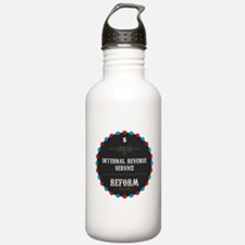 Reform The Tax Code Water Bottle