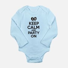 Funny 39 year old gift ideas Long Sleeve Infant Bo