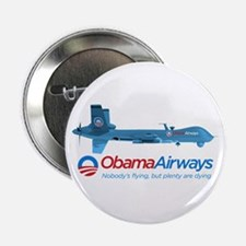 "Obama Airways 2.25"" Button"