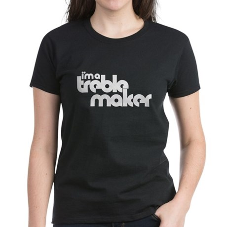 treble maker 1 Women's Dark T-Shirt