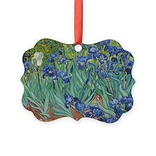 Vincent van Gogh - Irises Ornament