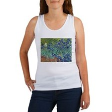 Vincent van Gogh - Irises Women's Tank Top