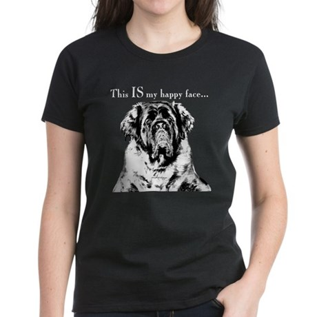 Charcoal 1 Women's Dark T-Shirt