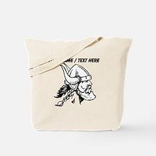 Custom Viking Tote Bag