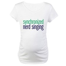 nerd singing Shirt