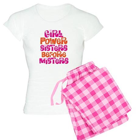 girl power Pajamas