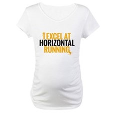 horizontal running Shirt