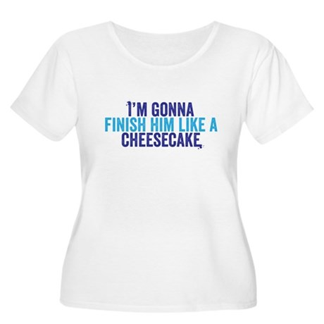 cheesecake Plus Size T-Shirt