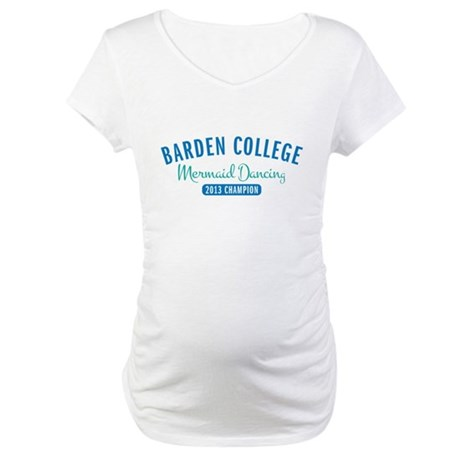 barden college Maternity T-Shirt