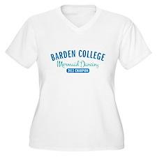 barden college Plus Size T-Shirt