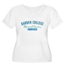 barden college Plus Size T-Shirt