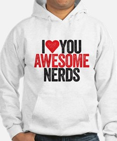 awesome nerds Hoodie