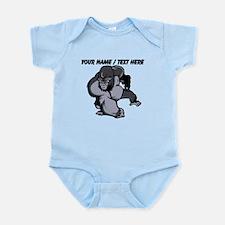 Custom Gorilla Mascot Body Suit