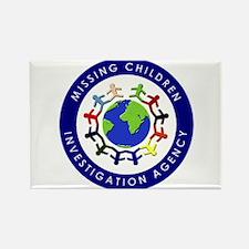 MCIA Logo TM Rectangle Magnet