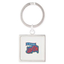 The Incredible Javon Keychains
