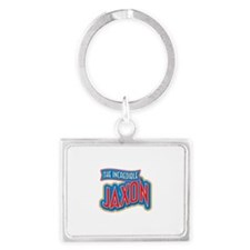 The Incredible Jaxon Keychains