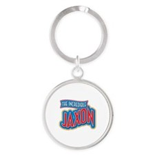 The Incredible Jaxon Keychains