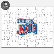 The Incredible Jaxon Puzzle